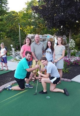 miniature golf in maine